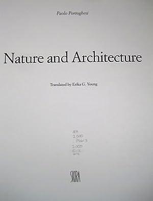 Nature and Architecture: Portoghesi, Paolo
