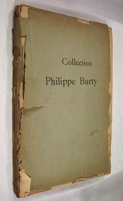 Collection Phillipe Burty. Objets d'art japonais et chinois qui seront vendus à Paris dans la ...