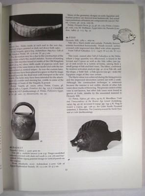 Umm El-Ga'ab: Pottery From The Nile Valley Before The Arab Conquest: Bourriau, Janine