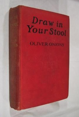Draw in Your Stool: ONIONS, Oliver