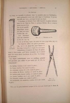 Les Tribus du Rameau Lobi. (Travaux et memoires de l'Institut d'Ethnologie-XV): Labouret,...