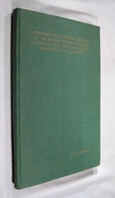 Contribution to the Geology of the Region between Soengai Klindjau and Soengai Belajan, Northern ...