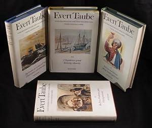 Samlade Berattelser med Tillhorande Visor och Ballader I, II, III, IV (4 volumes): Taube, Evert