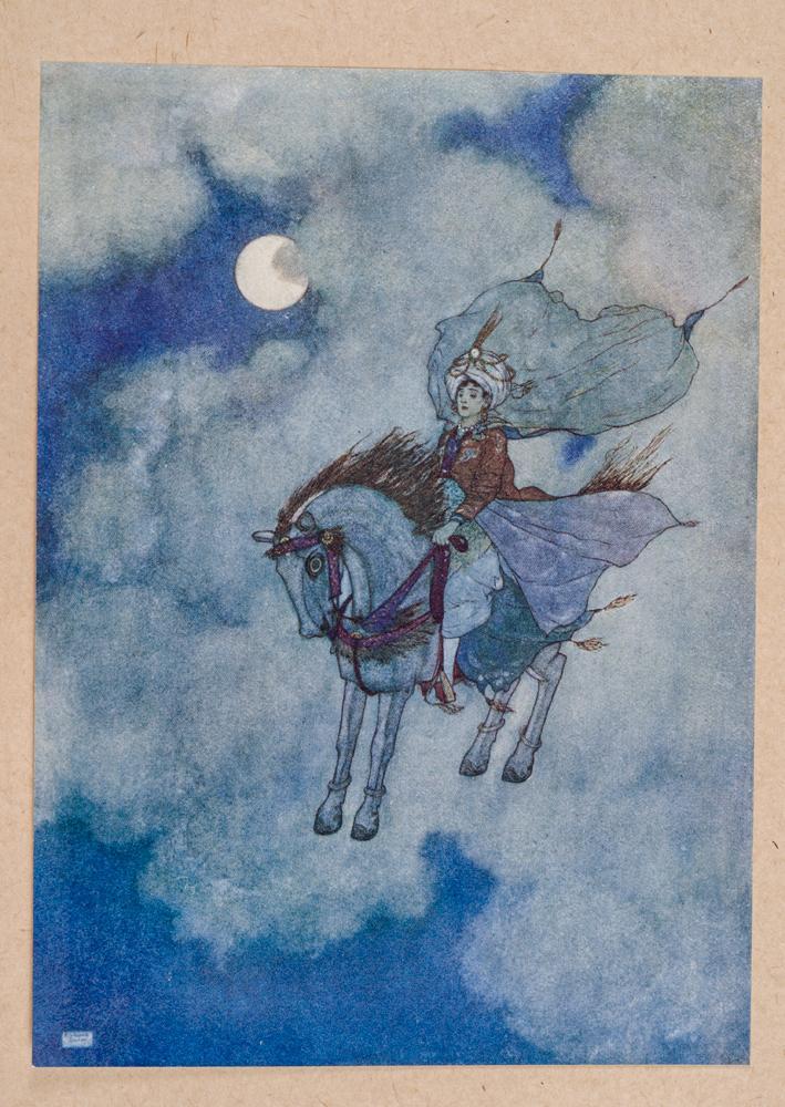 Contes des Mille et Une Nuits DULAC, Edmund, illustrator