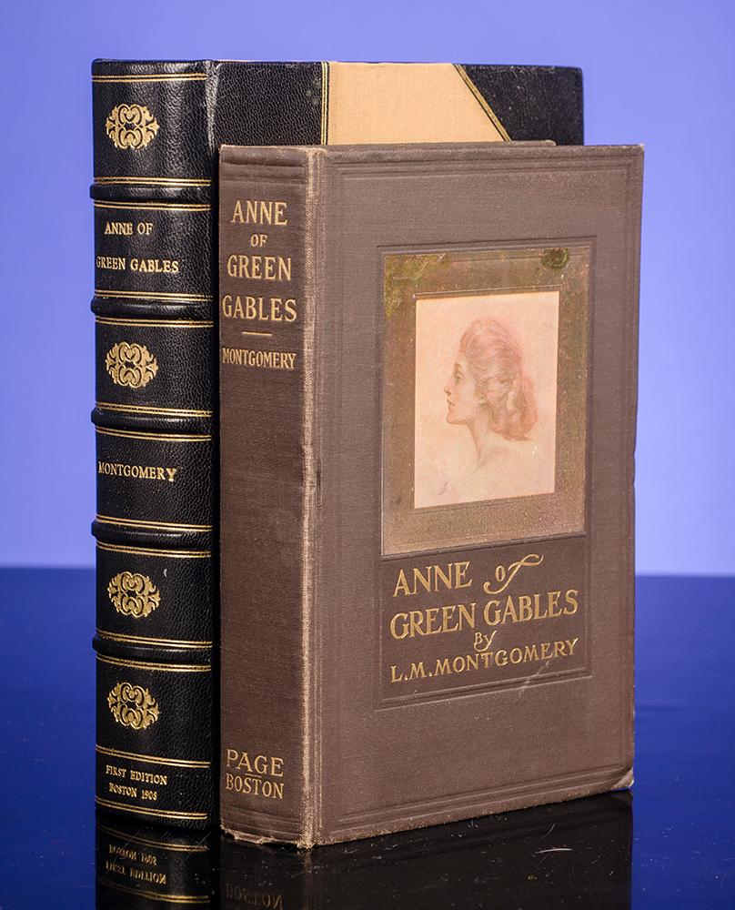 Anne of Green Gables: MONTGOMERY, L.M.; CLAUS, M.A., illustrator; CLAUS, W.A.J., illustrator