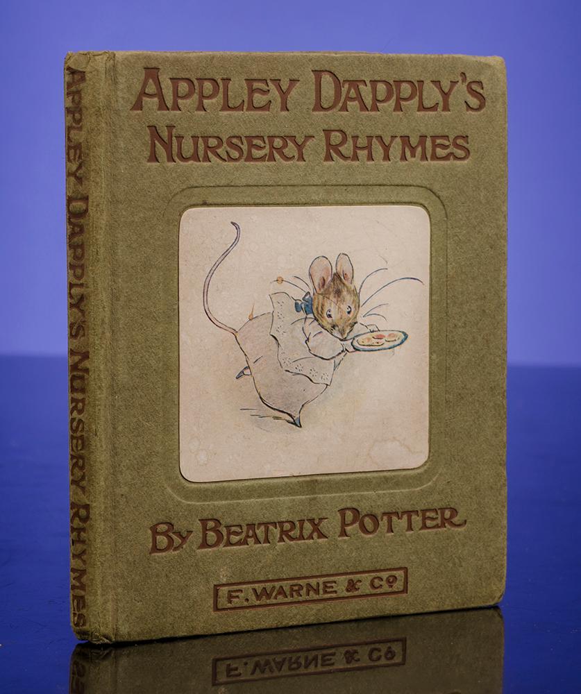 Appley Dapply's Nursery Rhymes: POTTER, Beatrix