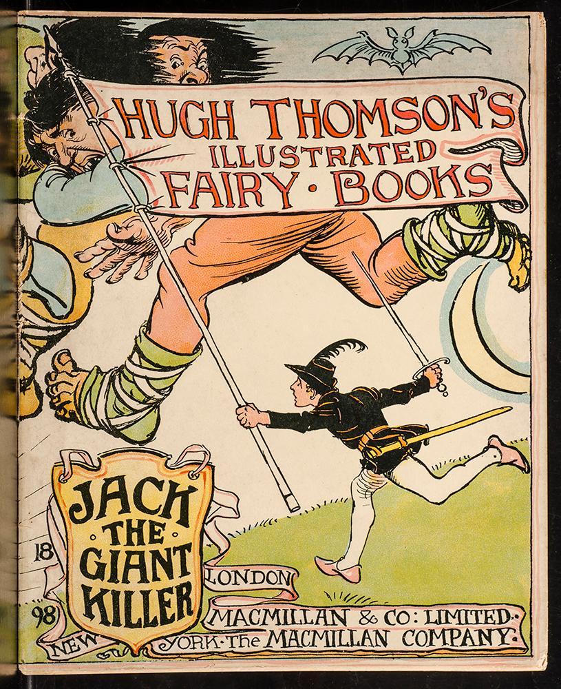 Jack the Giant Killer THOMSON, Hugh, illustrator