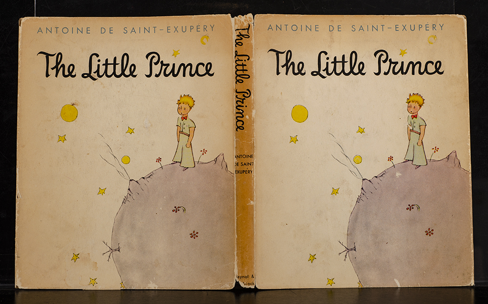 Antoine De Saint Exupery Little Prince First Edition Abebooks
