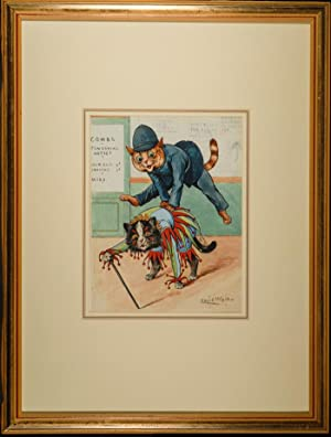 Leap-frog.: WAIN, Louis, Artist