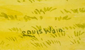 Flying A Kite: WAIN, Louis, Artist
