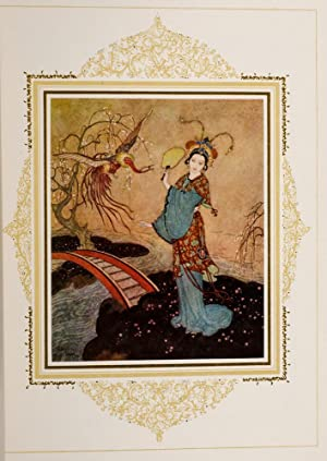 Princesse Badourah, La: DULAC, Edmund; LEVITSKY, Georges, binder