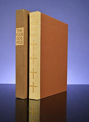 Four Gospels, The: LIMITED EDITIONS CLUB]; ROGERS, Bruce, designer; [BIBLE IN ENGLISH] WEISS, Emil ...