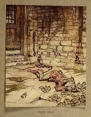Some British Ballads: RACKHAM, Arthur, illustrator
