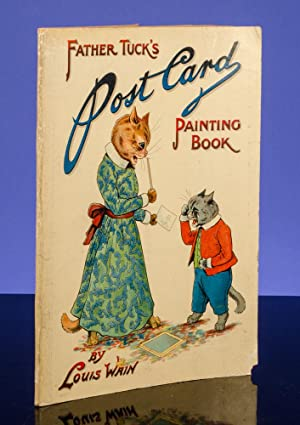 Father Tuck's Post Card Painting Book: WAIN, Louis
