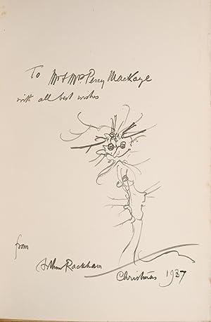 Goblin Market: RACKHAM, Arthur, illustrator; ROSSETTI, Christina