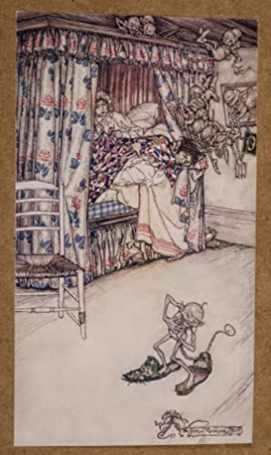 Rip Van Winkle: RACKHAM, Arthur, illustrator; IRVING, Washington