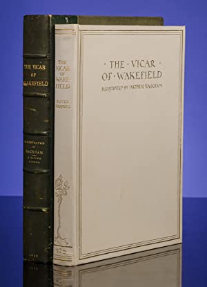 Vicar of Wakefield, The: RACKHAM, Arthur; GOLDSMITH, Oliver