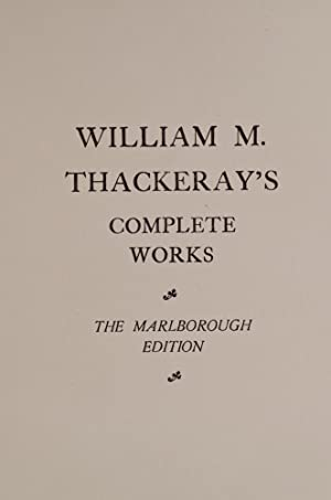 Complete Works of, The: THACKERAY, William Makepeace