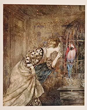 Some British Ballads: RACKHAM, Arthur