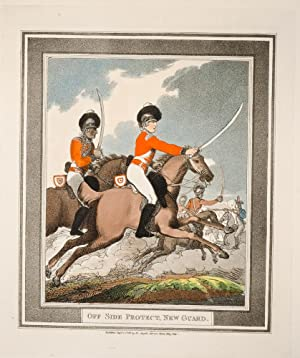 Hungarian & Highland Broad Sword: ROWLANDSON, Thomas