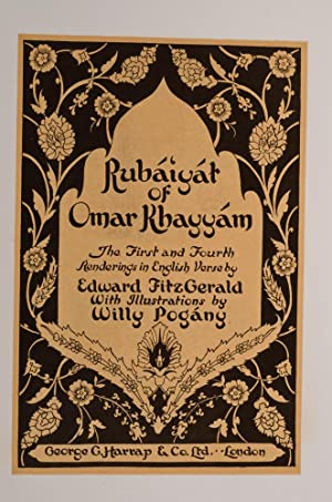 Rubaiyat of Omar Khayyam: POGANY, Willy; FITZGERALD,