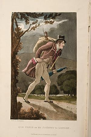 History of Johnny Quae Genus, The: ROWLANDSON, Thomas; [COMBE, William]