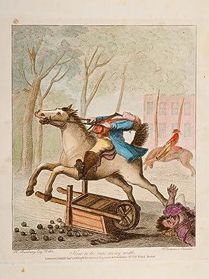 Academy For Grown Horsemen, An: BUNBURY, Henry]; GAMBADO, Geoffrey