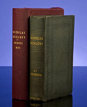 Life And Adventures Of Nicholas Nickleby, The: DICKENS, Charles