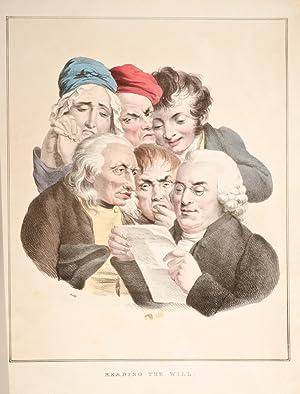 Humorous Designs: BOILLY, Louis-Léopold