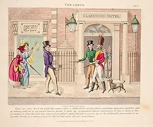 Fashionable Bores;: EGERTON, Daniel Thomas, illustrator; QUIZ, Peter