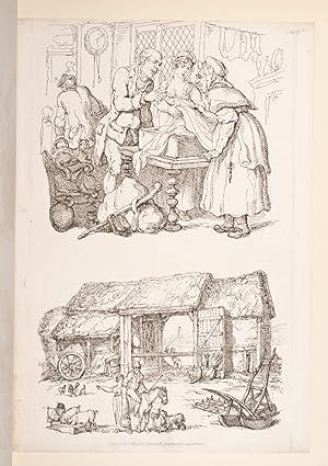 World in Miniature, The: ROWLANDSON, Thomas