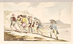 Naples and the Campagna Felice: ROWLANDSON, Thomas; ENGELBACH, Lewis