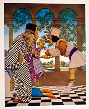 Knave of Hearts, The: PARRISH, Maxfield, illustrator;