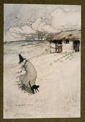 Ingoldsby Legends or Mirth & Marvels, The: RACKHAM, Arthur, illustrator; BARHAM, Richard Harris...