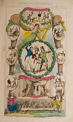 Real Life in Ireland;: ALKEN, Henry; EGAN, Pierce, imitation of; HEATH, William, illustrator