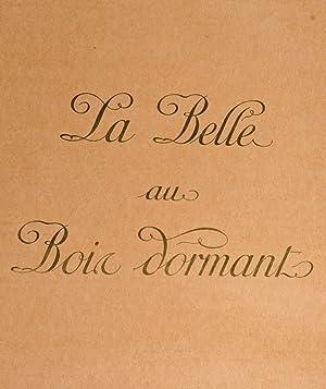 Belle Au Bois Dormant, La [The Sleeping Beauty]: DULAC, Edmund