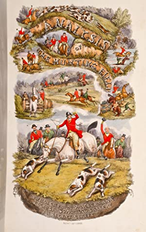 Analysis of the Hunting Field, The: ALKEN, Henry; SURTEES, Robert S.