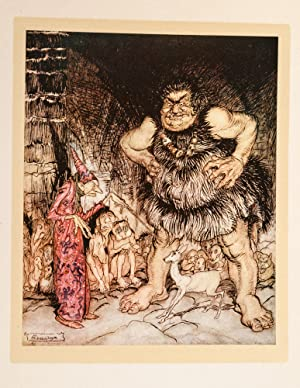 English Fairy Tales: RACKHAM, Arthur, illustrator; STEEL, Flora Annie