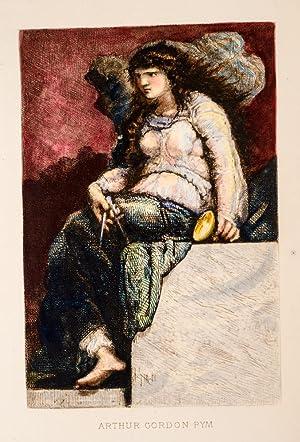 Tales and Poems, The [Édition Des Amis Des Arts]: POE, Edgar Allan