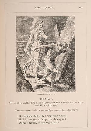 English Sacred Poetry of the Olden Time: RIVIÈRE & SON; TENNIEL, John, illustrator; WHITE, Rev. L.B...