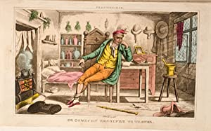 Adventures of Doctor Comicus, The: ROWLANDSON, Thomas, in the style of].; [COMBE, William, ...