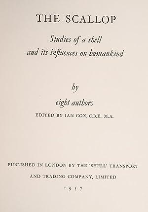 Scallop, The: ETHERINGTON, Don; COX, Ian (editor)