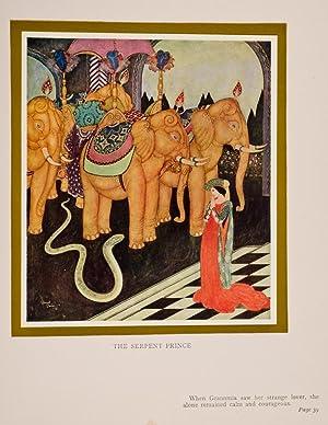 Edmund Dulac's Fairy Book: DULAC, Edmund, illustrator