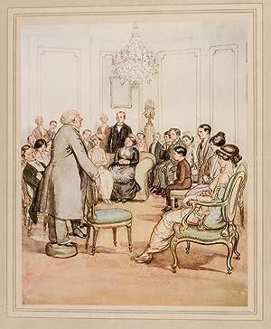 Admirable Crichton, The: THOMSON, Hugh, illustrator; Barrie, J.M.