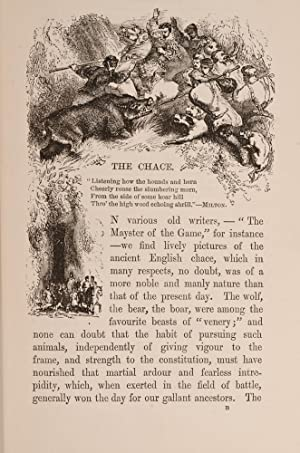 Chace, The Turf, The Road, The: ALKEN, Henry, illustrator]; NIMROD; APPERLEY, Charles J.