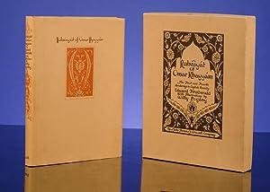 Rubaiyat of Omar Khayyam: POGANY, Willy, illustrator;