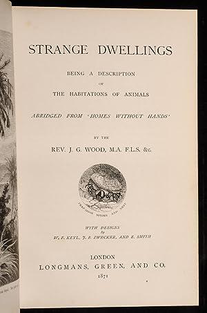 Strange Dwellings: WOOD, Rev. J.G.