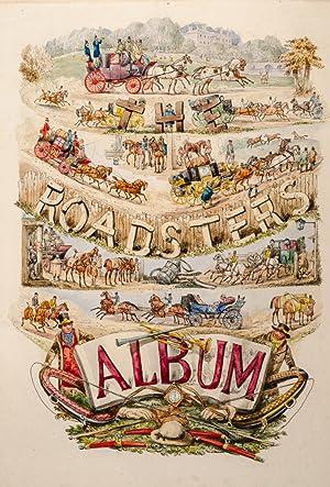 Roadsters' Album, The: ALKEN, Henry; NEWHOUSE,