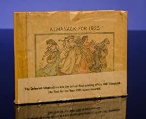 Kate Greenaway's Almanack for 1925 [together with] Kate Greenaway's Almanack for 1926 [...