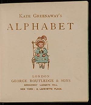 Kate Greenaway's Alphabet: GREENAWAY, Kate